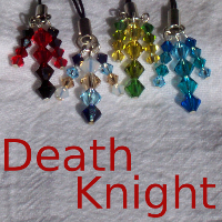 Image: Phone Charms: Death Knight Collection