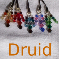 Image: Phone Charms: Druid Collection