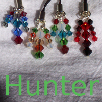 Image: Phone Charms: Hunter Collection
