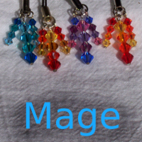 Image: Phone Charms: Mage Collection