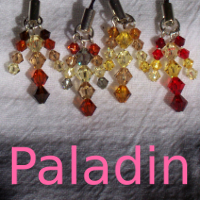 Image: Phone Charms: Paladin Collection