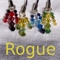 Image: Phone Charms: Rogue Collection